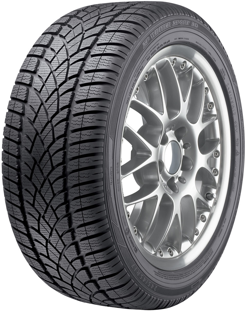 DUNLOP SP WINTER SPORT 3DMO